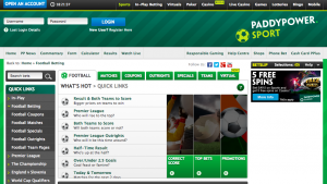 Paddy Power Betting review