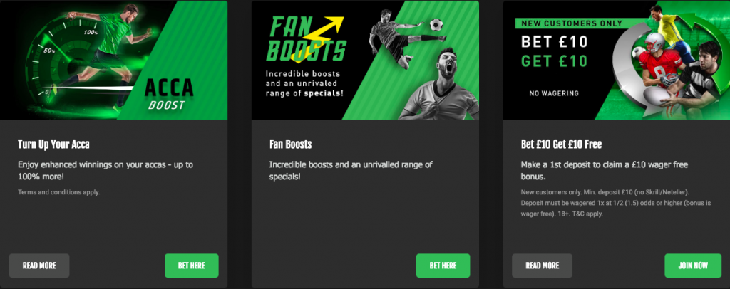 Fansbet gaming promotions